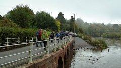 Arley River Severn